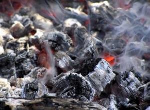 Мангал мог стать причиной крупного пожара в Бердске