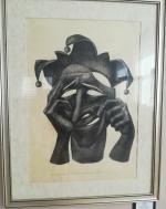 Завтра в Искитиме откроется выставка новосибирского художника Юрия Обухова