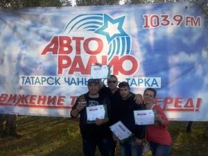 Искитимцы стали лауреатами фестиваля «Сибирский формат»