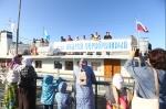 Корабль-церковь посетит села Искитимского района с благотворительной миссией