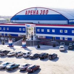 """20 августа с/к """"Арена 300"""" приглашает болельщиков на открытие турнира по хоккею"""
