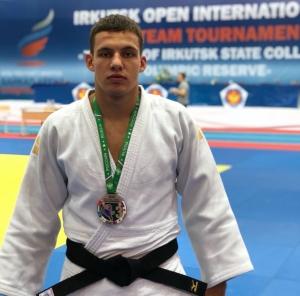 Искитимец Василий Таранов завоевал бронзовую медаль международного турнира