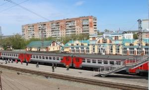 Две электрички до Искитима отменят с 1 сентября