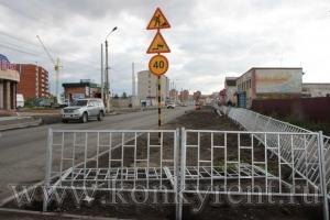 Ремонт улицы Советской планируют завершить до 30 сентября