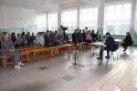 Глава Искитима провел встречу с жителями Подгорного м-на