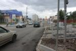Изменены даты перекрытия участков дороги по ул. Советская в Искитиме