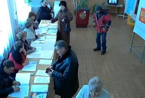 Портал видеотрансляций с избирательных участков