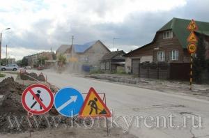 Улицу Советская в Индустриальном микрорайоне перекроют