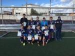 Искитимские футболисты привезли «бронзу» с областного турнира
