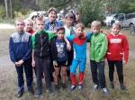 Юные лыжники из Искитима пробежали областной осенний кросс