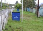 Баки или свалки: в селах района решают проблему с утилизацией бытовых отходов