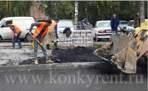 «Демонтироваться покрытие не будет»: городские власти дали ответ на претензии врио министра к ремонту дорог в Искитиме