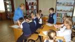 Встреча старых друзей в  районной детской библиотеке