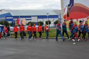 Искитим стал серебряным призером областного фестиваля ГТО