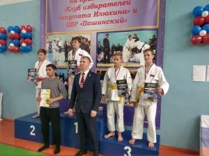 Юные дзюдоисты привезли бронзовые медали Первенства области