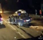 Оба водителя погибли в ночном ДТП под Евсино