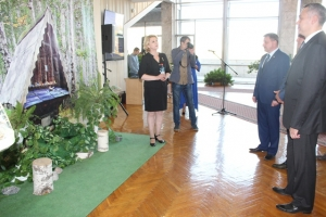 В Заксобрании НСО прошла презентация города Искитим