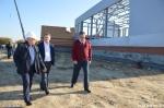 Председатель Законодательного собрания Новосибирской области Андрей Шимкив посетил Искитимский район с рабочим визитом