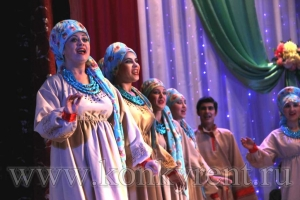 Старшее поколение искитимцев поздравили с праздником