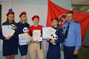 Кадеты из Искитимского района провели три недели во Всероссийском детском центре «Океан» в составе профильной смены «Юнармейские маршруты»