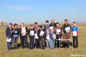 Областные соревнования авиамоделистов прошли возле Искитима