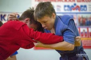В Тальменке прошел турнир по борьбе самбо среди юношей и девушек Искитимского района и городов Сибири
