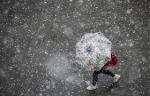 На Искитим надвигаются дожди с мокрым снегом