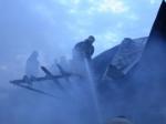 Информация о пожарах за неделю