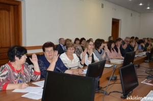 16 октября состоялась очередная сессия Совета депутатов Искитимского района