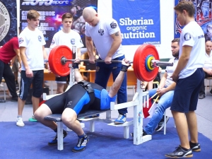 Искитимская команда пауэрлифтеров завоевала медали чемпионата области