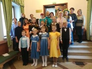 Фортепианное отделение музыкальной школы Искитима – дипломант регионального фестиваля