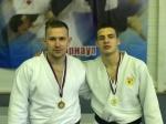 Золотая и бронзовая медали искитимских дзюдоистов