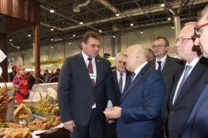 Открылся третий агропродовольственный форум Новосибирской области