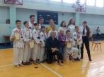 В Искитиме прошло Первенство и Чемпионат Новосибирской области по карате