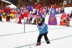 Девочек и мальчиков приглашают в лыжную секцию