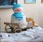 Искитимцам предлагают принять участие в конкурсе новогодних игрушек