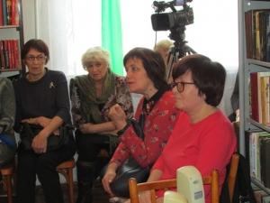 Писатель Роман Сенчин принял участие в линевских «Суждениях»