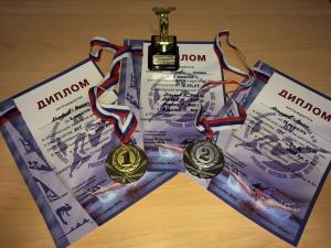 Успех спортсменов Искитимского района на водных дорожках
