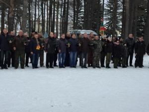 Пограничники почтили память Ивана Коротеева