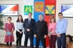 В День конституции в Искитиме четверо новых граждан России принесли присягу стране