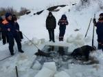 Из реки возле п. Листвянский достали тело с примотанными к ногам кирпичами