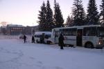 График движения районного муниципального транспорта в дни новогодних праздников