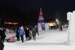 27 декабря в Искитиме состоится открытие зимнего городка и Главной ёлки города