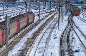 С 1 января подорожает билет на электропоезд
