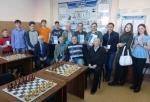 В Искитиме шахматисты встретились на новогоднем блиц-турнире