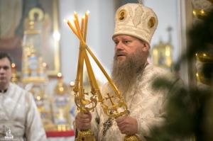 Рождество Христово в главном храме города