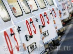 Новый автомобиль скорой помощи – для Искитима
