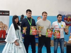 Спортсмены Искитимского района активно провели новогодние праздники