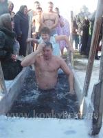 Три купели будут организованы на Крещение в Искитимском районе