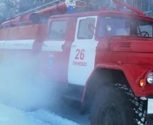 На НовЭЗ вызывали пожарных из-за перегрева печи